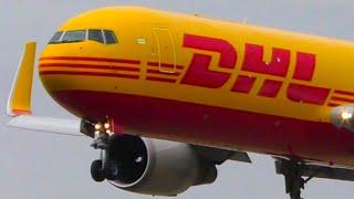 5 CLOSE UP Heavy Aircraft Arrivals | Melbourne Airport Plane Spotting