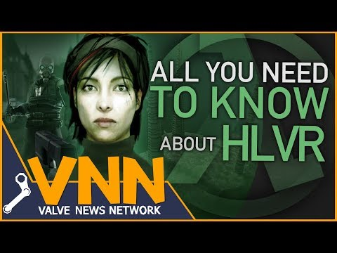 All You Need to Know About HalfLife: Alyx