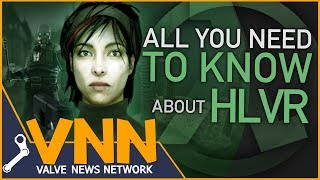 All You Need to Know About Half-Life: Alyx
