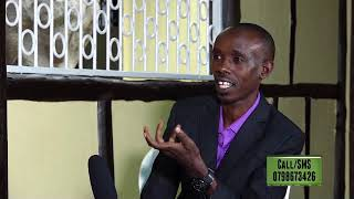 YOUTH AND ENTREPRENUERSHIP WITH ANN WAMBUI (PRINCIPAL TES COLLEGE)