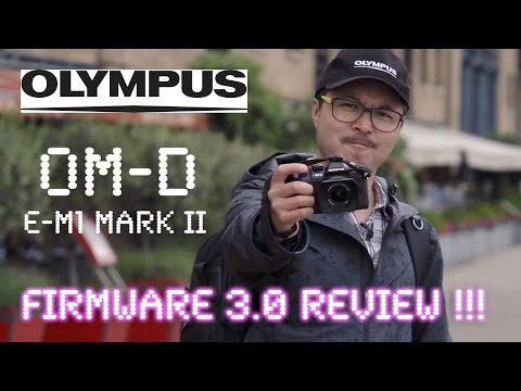 Olympus OM-D E-M1 III Firmware 3.0 Review - RED35 Review