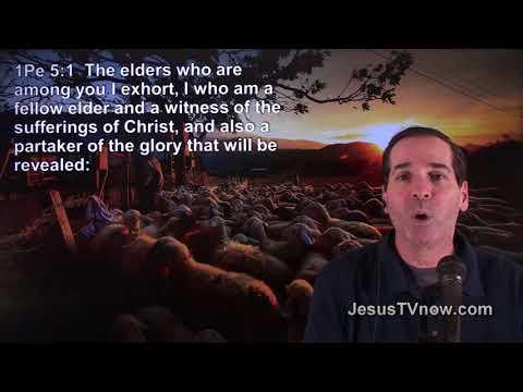 60 1 Peter 5 - Ken Zenk - Bible Studies