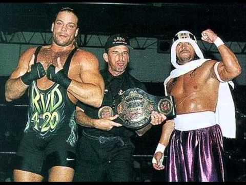 Rob Van Dam ECW 1998-2001 Theme: Walk by Kilgore