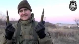 Жёсткий тест бронежилета для армии Новороссии(Бойцы Бригады