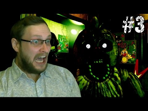 Five Nights at Freddy's 3 ► НОВЫЕ СКРИМЕРЫ ► #3