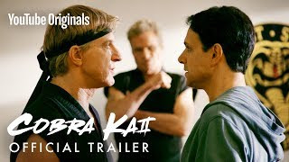 Official Cobra Kai Season 2 Trailer:  Two Dojos, One Fight thumbnail