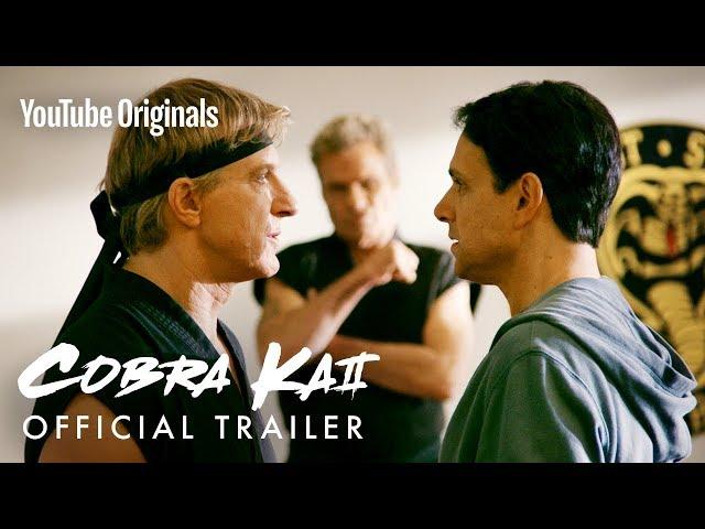 Official Cobra Kai Season 2 Trailer:  Two Dojos, One Fight