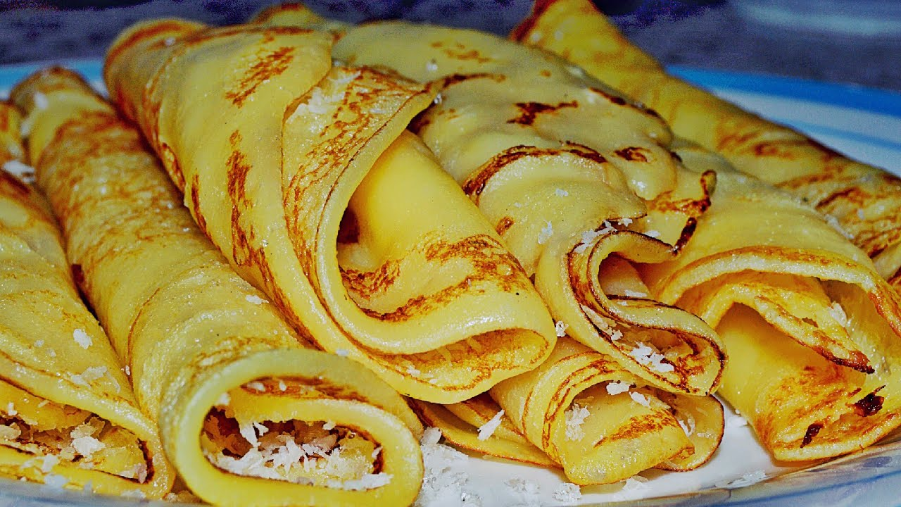 Recette Crepe Facile Mauritian Cuisine Easy French Crepes Recipe Recette Crêpes Facile
