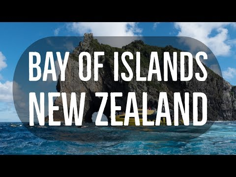 The Bay of Island Tour New Zealand Oceania