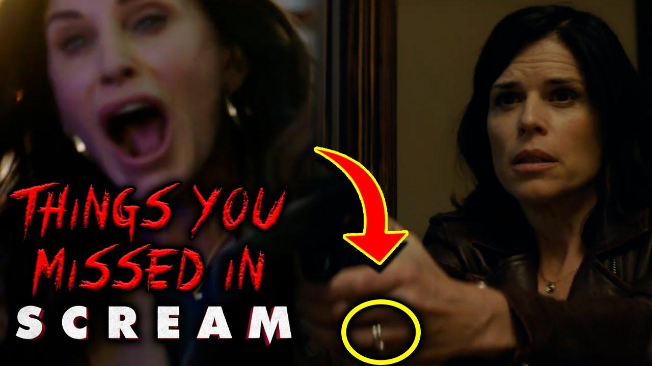 Things you Missed in Scream (2022) Trailer - Breakdown