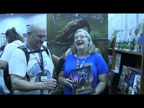 Gen Con Coverage 3 Jodi Black from Pinnacle Entertainment Group