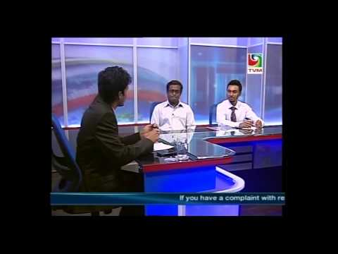 Raajje Miadhu - 19 Feb 2013 - Marine Transport Master Plan - Waste Management Regulation