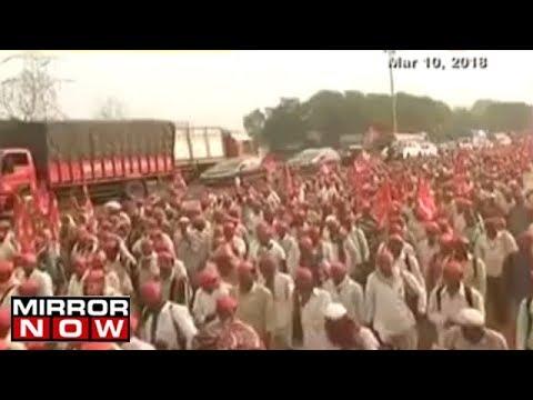 Maharashtra Farmers Protest, Demand Farm Loan Waiver I Full Video