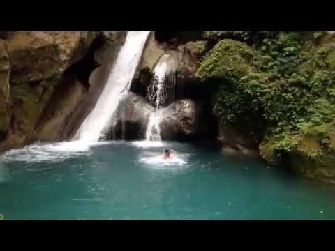 Our Basin Bleu Waterfall Trip in Haiti