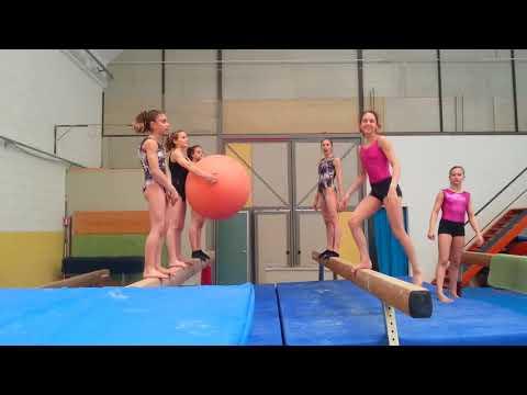 Allegria CHALLENGE ginnastica artistica