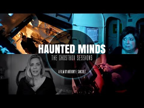 Haunted Minds: The Ghost Box Sessions - Steve Huff , Norene Balovich , Connie Willis