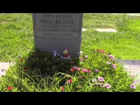 Grave Of Mel Blanc