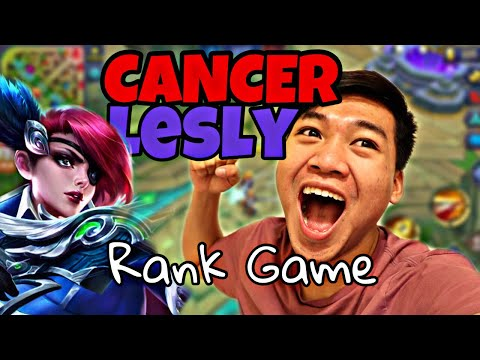 LESLY CANCER GAMEPLAY :D HAHAHAHAHA