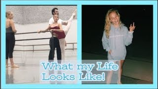 IVLOGI A Day Of My Life!(Come To Dance With Me!)