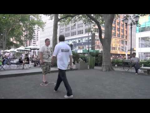 2013 Finals of the Hery Tournament, Bryant Park, NY
