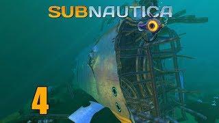 Прохождение Subnautica -4- Наконец то база