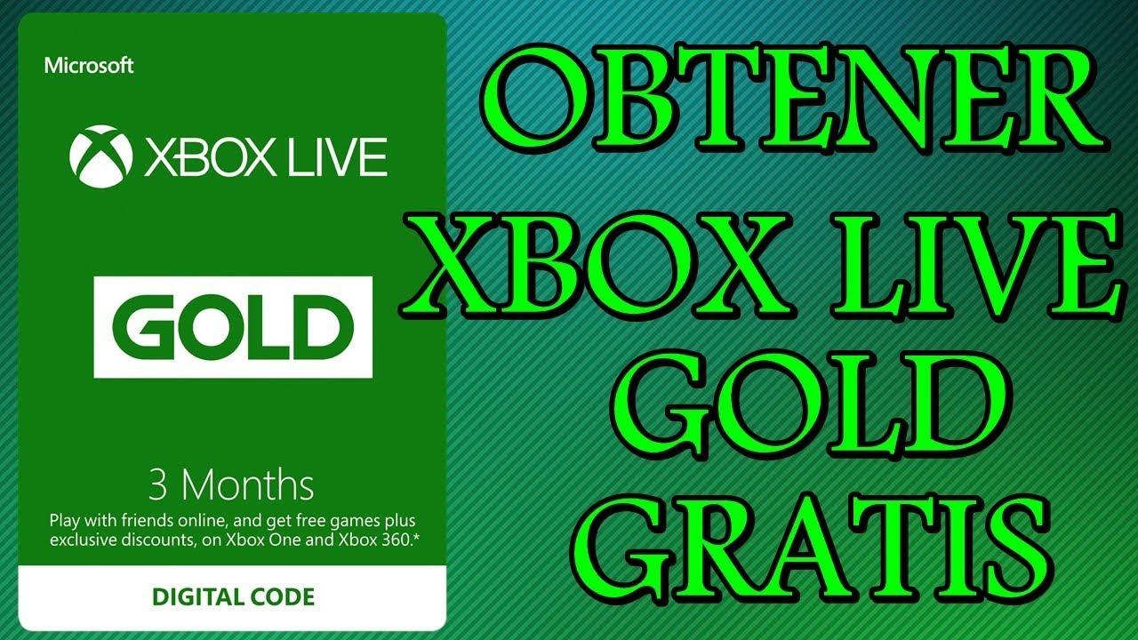 Como Obtener Xbox Live Gold 2018 Gratis Sin Encuestas Xbox