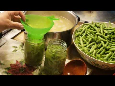 Canning Green Beans In Broth~ A Tastier Green Bean
