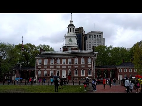 Independence Mall Tour with Free Tours by Foot in Philadelphia, Pennsylvania