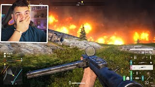Battlefield 5 Battle Royale is AMAZING.. (Firestorm) thumbnail