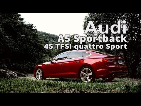 Audi A5 Sportback 45 TFSI quattro Sport 我覺得可以 試駕- 廖怡塵【全民瘋車Bar】67