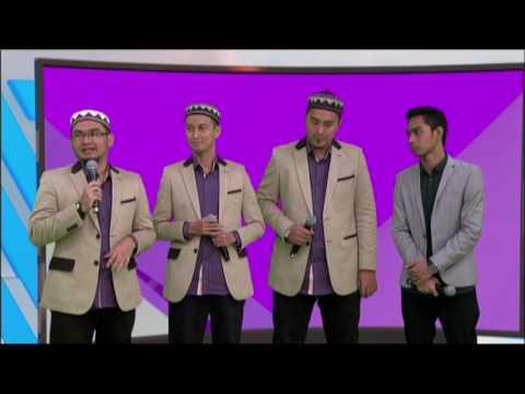 h live! eksklusif bersama Kumpulan Nasyid In-Team