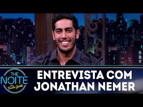 Entrevista com Jonathan Nemer   The Noite (20/04/18)