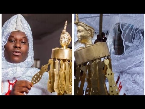 Download THE FIRST TRADITION FOR OONI AFTER 7-DAYS IN SECLUSION AT OLOJO FESTIVAL 2020
