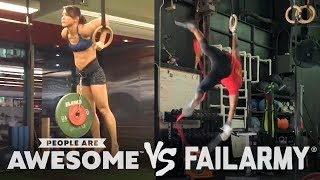 People are Awesome vs. FailArmy | Flips, Flops & More!