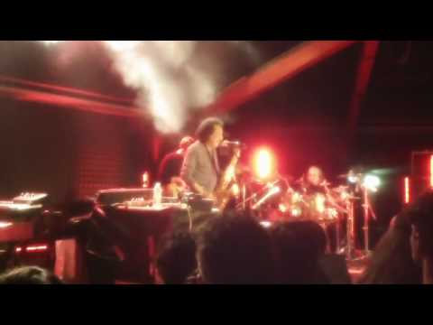 James Senese e Napoli Centrale Live Firenze 2017
