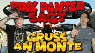 BLACK OPS 2 - Pink Panter sagt... Gruß an Monte sagt - BO2 Gameplay