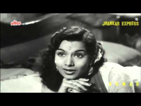 Ae Dil Mujhe Bata De (((Jhankar))) HD  - Bhai Bhai (1956), song frm AHmEd