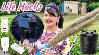 Testing Viral LIFE HACKS | Fun Vlog