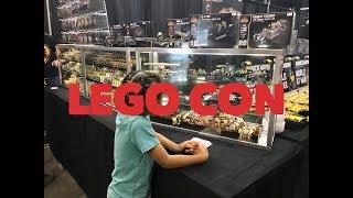LEGO CON TOUR 2018