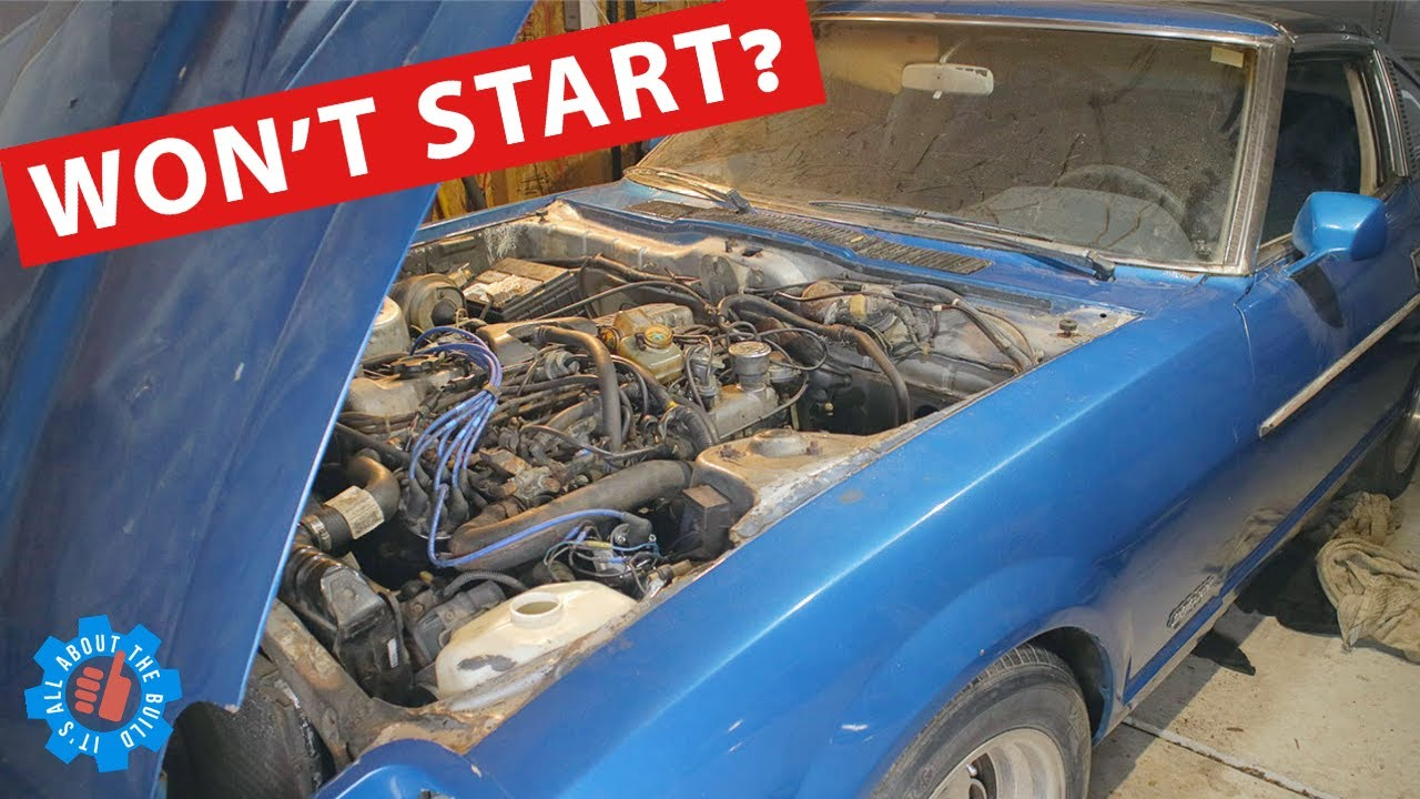 YouTube Video Datsun 280ZX will it start