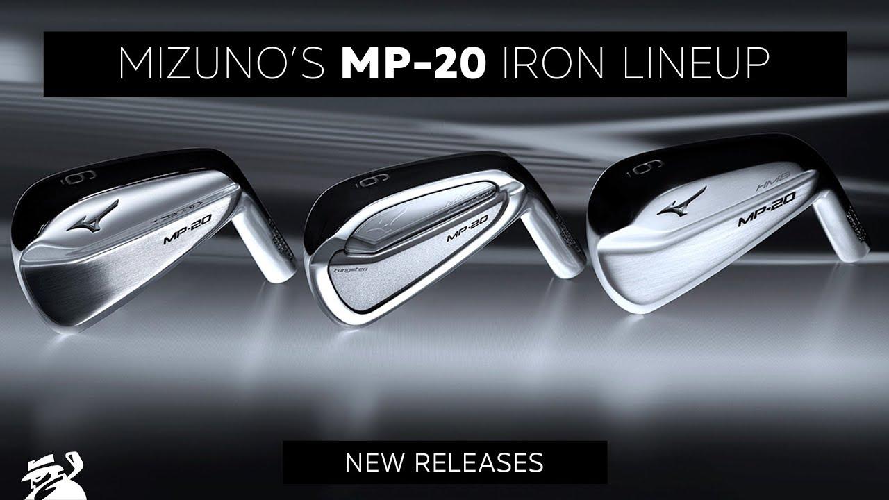 new mizuno irons 2018