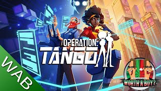 Operation Tango Review - Coop Espionage Puzzle Game (Video Game Video Review)