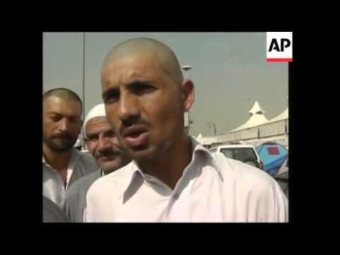 Latest scenes from the Hajj pilgrimage