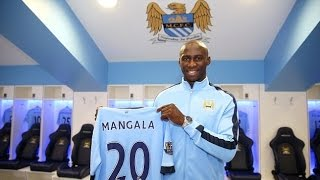 Eliaquim Mangala - Defense Monster - Welcome to Manchester City   HD