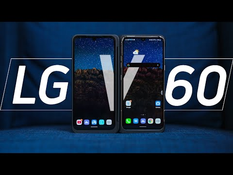 The LG V60 PROVES LG is stubborn, for better or worse. (Review!)