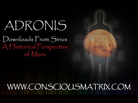 Adronis - Downloads from Sirius - A Historical Perspective of Mars