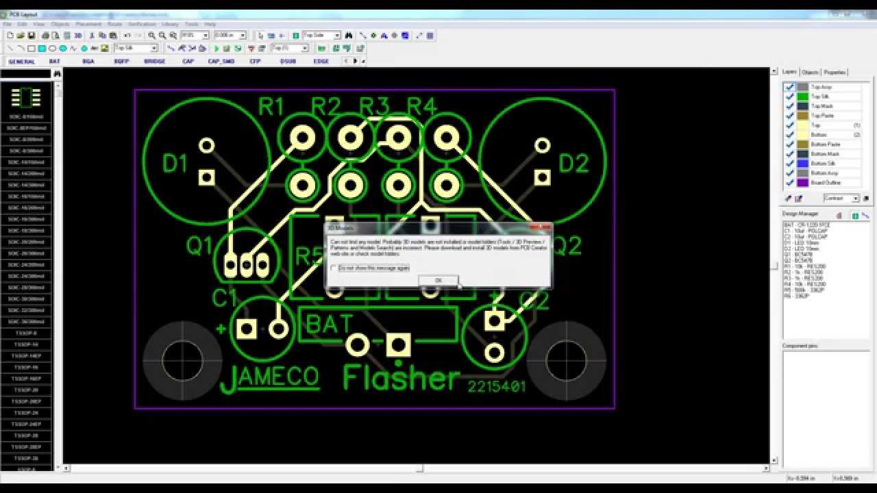 Designing your own PCB - YouTube