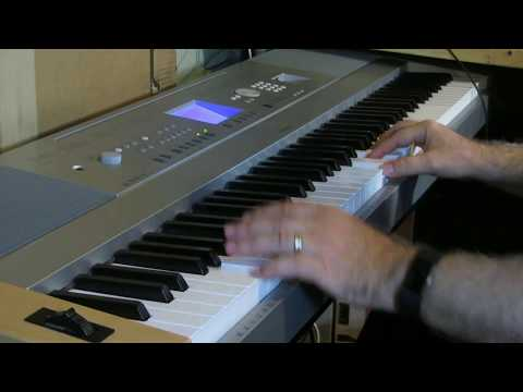 Victory In Jesus Southern Gospel On Piano