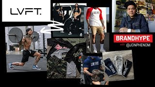 LIVE FIT (LVFT) apparel clothing brand uses Instagram & influencers| BrandHype | Ep 10