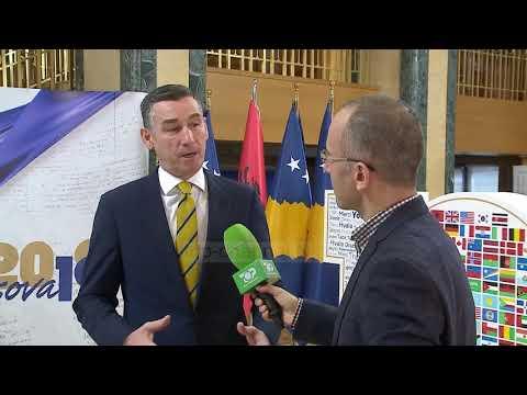 Demarkacioni, çështje ditësh.  Veseli: Votat janë - Top Channel Albania - News - Lajme
